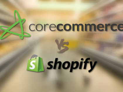 CoreCommerece vs Shopify